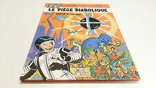 Blake et Mortimer T9 Le piège diabolique / Edgar P Jacobs // Blake et Mortimer