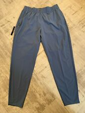 Nike Flex Essential Women's Running Trousers Size L Blue AQ5895 458 NEW
