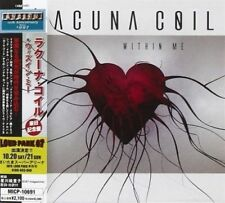LACUNA COIL-WITHIN ME-JAPAN CD E25