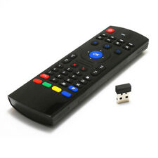 Wireless Air Fly Mouse Keyboard Remote Control For Android TV Box US