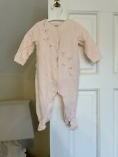 Ted Baker Baby Girls Sleepsuit 3-6 Months