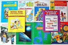 LOT10 Student Workbook Teacher Parent Resource READING Math SCIENCE Spell Gr 3 4