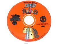 PAJAMA SAM'S LOST & FOUND CD ROM JUNIOR ARCADE FOR KIDS AGES 3 - 8 WINDOWS & MAC