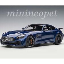 AUTOart 76334 MERCEDES BENZ AMG GT R 1/18 MODEL CAR BRILLIANT BLUE METALLIC