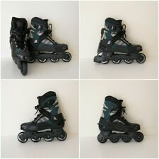 Rollerblade Coolblade Women 10.5 / 26.5 Inline Roller Skates Reaction7 Vtg 1997