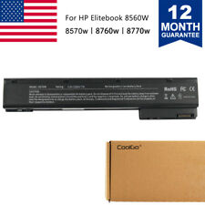 Battery For HP Elitebook 8560w 8570w 8760W 8770w VH08 - 632427-001