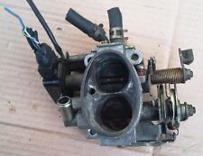 ISUZU CAMPO AMIGO ENGINE 4ZE1 FUEL INJECTION THROTTLE BODY WITH TPS SENSOR USED