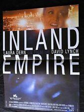 INLAND EMPIRE david lynch   affiche cinema