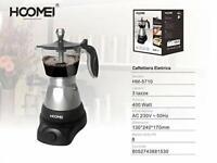 MACCHINA PER CAFFè MACINATO CAFFETTIERA ELETTRICA BAR CASA UFFICIO 130x240x170mm