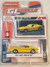 Green Light Collectibles GL Muscle 1971 AMC Javelin SST