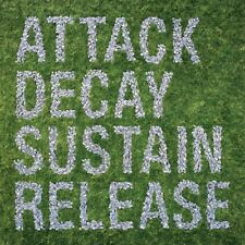 SIMIAN MOBILE DISCO-ATTACK DECAY SUSTAIN RELEASE (REMASTERED)  2 LP+MP3 NEW!