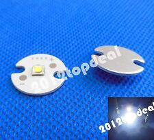 5PCS Cree XLamp XPG2 XP-G2 White 500LM 6000K-6500K LED Light 1W~5W on 16mm pcb