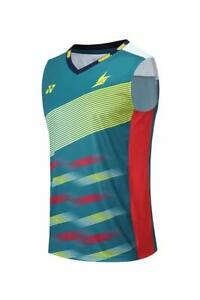 New Lin Dan men's sports Tops tennis/badminton Clothes Sleeveless T shirts