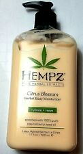 HEMPZ Herbal Citrus Blossom  BODY MOISTURIZER Lotion HARD TO FIND / Discontinued