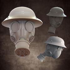Conversion Bits: Head Swaps: Gas Mask, Pan Helmet (5)