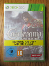 Castlevania Lords of Shadow PROMO – Xbox 360 ~ NEW & SEALED (small nick)