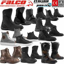 FALCO Motorradstiefel Motorradschuhe KOLLEKTION 2020 CE Italienische Qualität