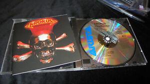 Krokus – Headhunter  Arista – 255 255   MINT- CD metal hard rock