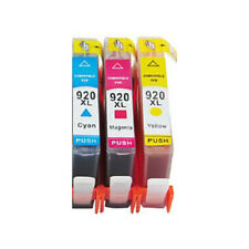920xl CMY Multipack 3 Cartuccia di Inchiostro Set Per HP Officejet 6000 stampanti non OEM