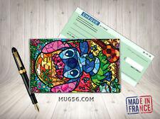 lilo et stitch 01-002 protège porte chéquier format portefeuille