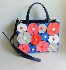 Kate Spade Madison Avenue Collection Floral Daisy Lane Sam Satchel