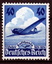 DR 603 **, 10 Jahre Lufthansa