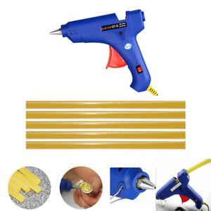 Paintless Dent Hail Removal Glue Gun Sticks Car Body Damage Repair Kit Tools