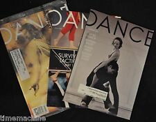 Dance Magazine January & June 2003 Issues March 2004