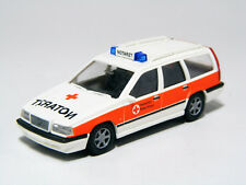 1:87 Scale VOLVO 850 Estate Ambulance Miniature Car Collection WIKING