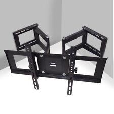"Articulating TV Wall Mount Corner Bracket Holder Rack Hanger 32 42 56 65 75 80"""
