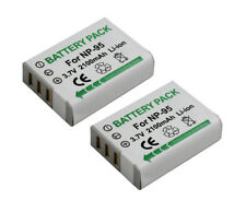New 2 Piece NP-95 NP95 Battery for FinePix F30 F31fd Real 3D X100 X100LE X100S
