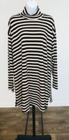 Umgee Stripe Oversized Top/Dress Size Medium