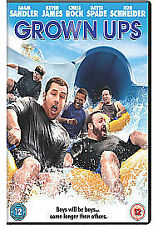 Grown Ups (DVD, 2010) Brand new Adam Sandler