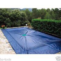 Bache de couverture pour piscines rectangulaires 8x14 m PRBP14008X14