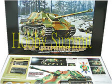 Tamiya 1/16  JAGDPANTHER  Tank   R/C  Full Option WWII German Model Kit # 56024