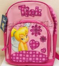 Disney Tinkerbell Fairy Large School Backpack Bag
