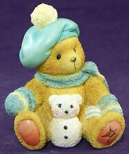CHERISHED TEDDIES A New Year with Old Friends JACK JANUARY BEAR 914754 NIB 1993