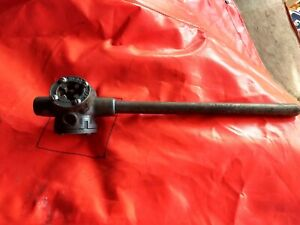 The Toledo NO. 30 3/8 1/2 & 3/4 all in one unit rare find with screw in handle