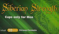 Siberian Strength 10 Männer Kapseln I Die Kapsel für den Mann