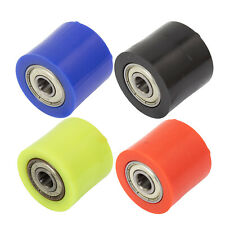 MOTOCROSS CHAIN ROLLER MX ENDURO REPLACEMENT ROLLER 32, 39, 42mm VARIOUS COLOURS
