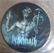 Behemoth Demigod Picture Disc Pic Relapse Rare Black Metal nergal New Unplayed