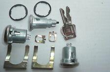 Lock Set Ignition & Door 68 Camaro Firebird Nova Chevelle 105 Key