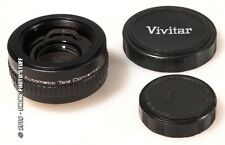 M42 PRIME 2X TELECONVERTER FOR SCREW MOUNT W/ FRONT AND REAR CAPS