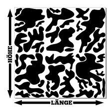 Camouflage Pixel Cyber XXL Set Auto Aufkleber Sticker Tuning Stylin Wandtattoo h