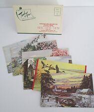 Business Service Bureau Long Island City NY Advertising Postcards & Folder