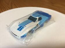 Aurora Afx (1) New packaged Corvette Gt Body Wh/Blu #6 Model Motoring Ho~Buy New