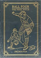 Jim Bouton: Ball Four, The Final Pitch EASTON PRESS SIGNED WITH COA
