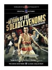 RETURN OF TH5 DEADLY VENOMS(SHAW BROTHERS CLASSIC COLLECTION) DRAGON DYNASTY