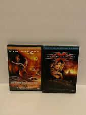 Xxx (Triple X) Vin Diesel - 1,2 State of the Union - Ice Cube (Dvd 2002 2005)