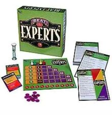 UNIVERSITY GAMES BEAT THE EXPERTS Q&A TRIVIA TYPE GAME, 8 & UP, 2+ PLAYERS, EUC